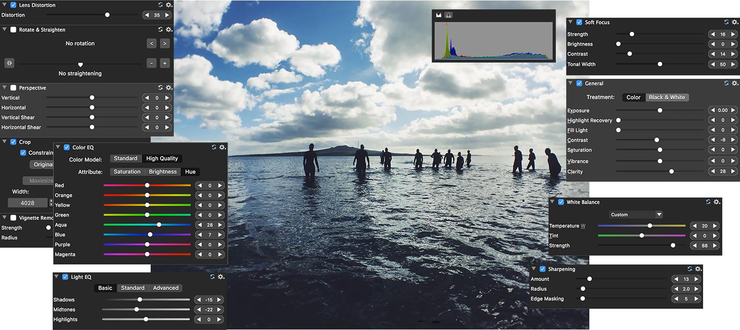 ACDSee Photo Studio 7.0.1840 Mac 中文破解版 - 优秀的图片编辑工具